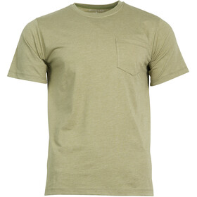 United By Blue Standard Printed Pocket Camiseta Manga Corta Hombre, olive